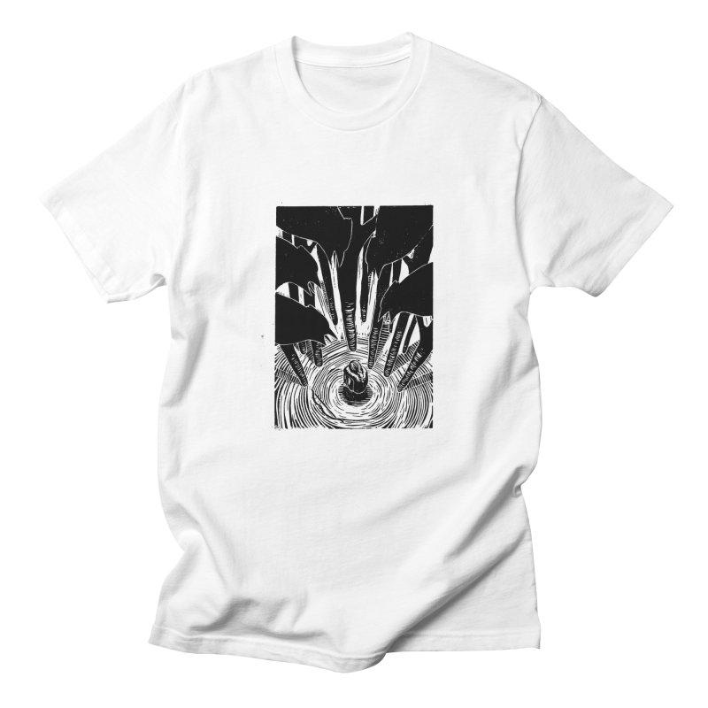 Mocking Jay Men's T-shirt by louisehubbard's Artist Shop