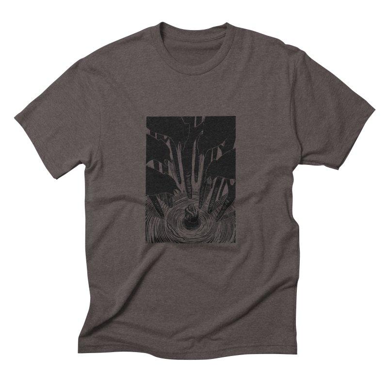 Mocking Jay Men's Triblend T-Shirt by louisehubbard's Artist Shop