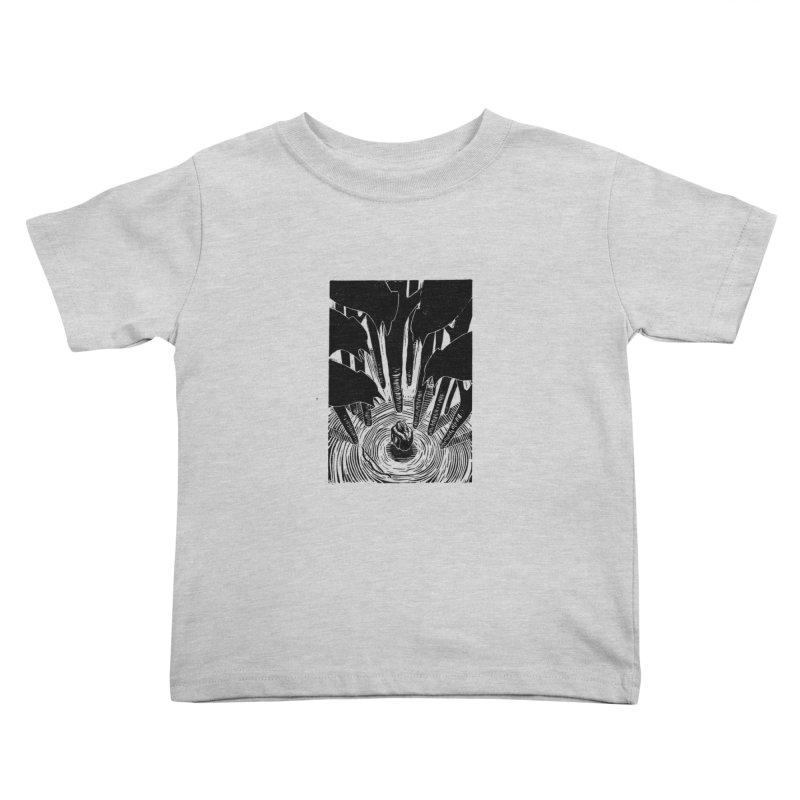 Mocking Jay Kids Toddler T-Shirt by louisehubbard's Artist Shop