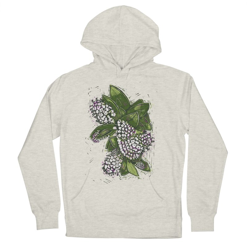 Bunch of Flowers Women's Pullover Hoody by louisehubbard's Artist Shop