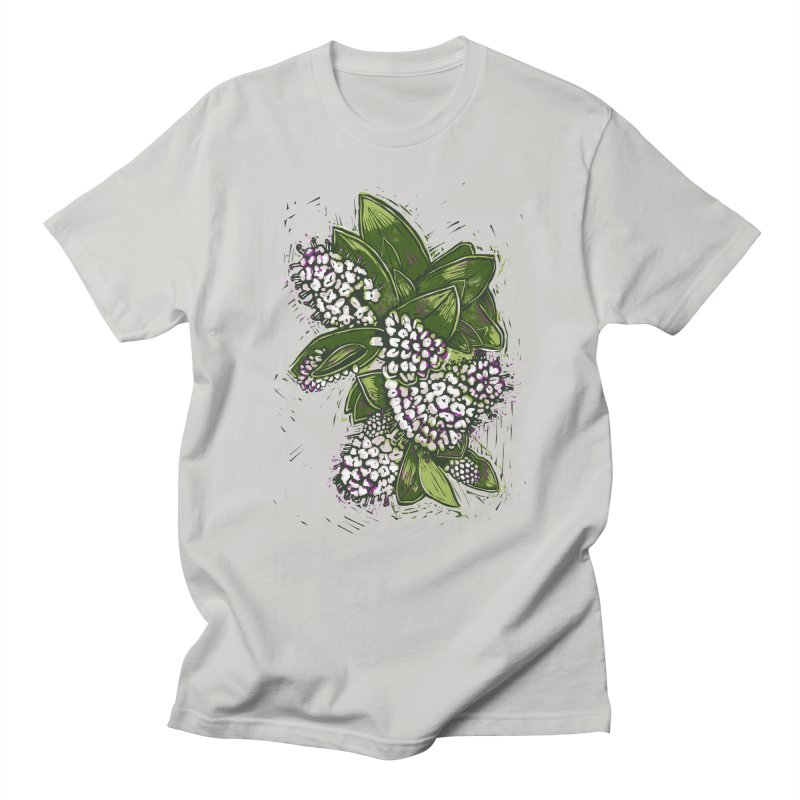 Bunch of Flowers Men's T-Shirt by louisehubbard's Artist Shop