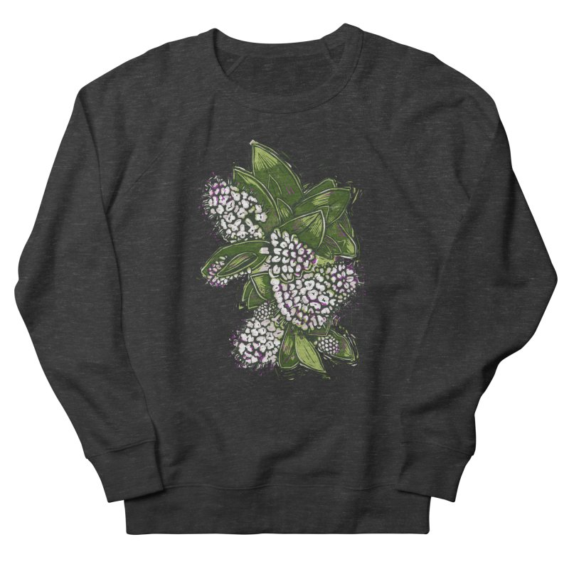 Bunch of Flowers Men's French Terry Sweatshirt by louisehubbard's Artist Shop