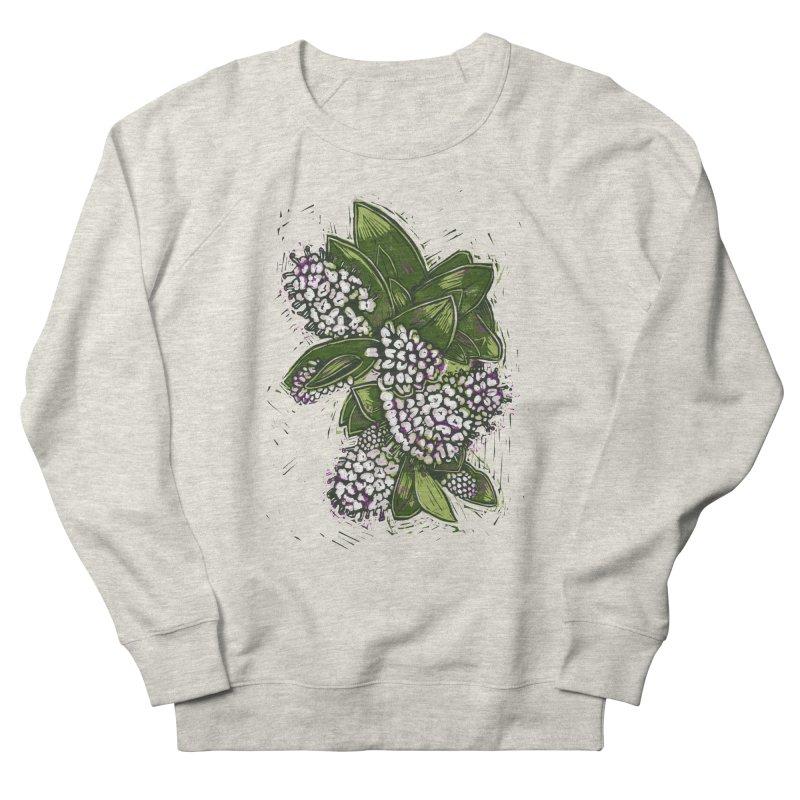 Bunch of Flowers Men's Sweatshirt by louisehubbard's Artist Shop