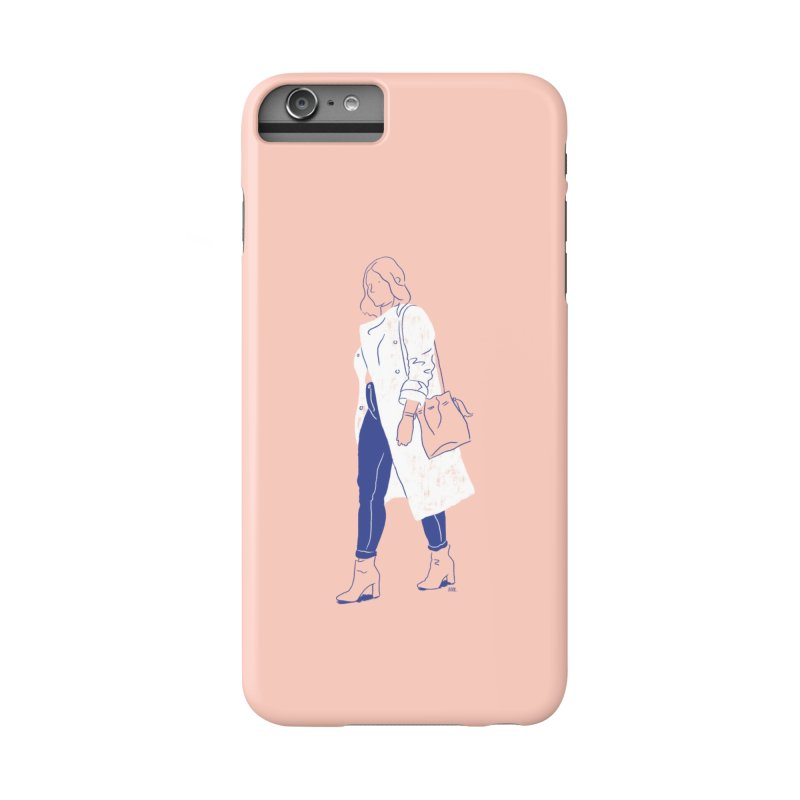 Jean Genie Accessories Phone Case by Louise Walker Design & Shop