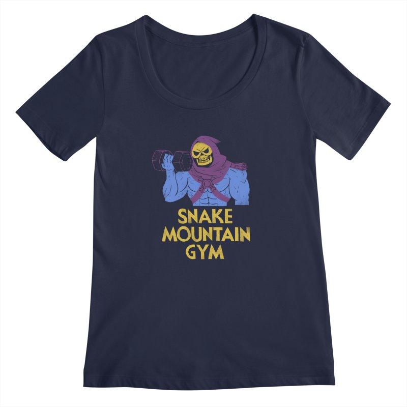 snake mountain gym   by louisros's Artist Shop