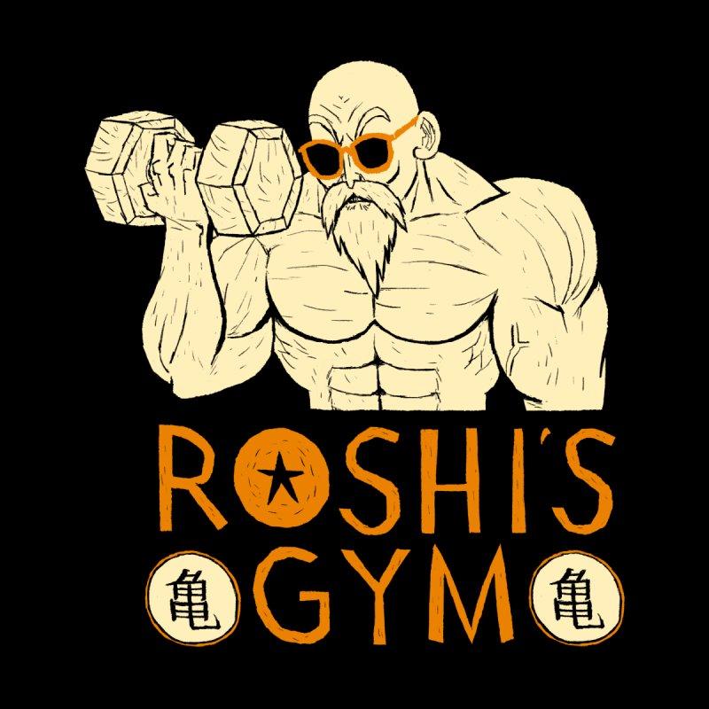 roshis gym by louisros's Artist Shop