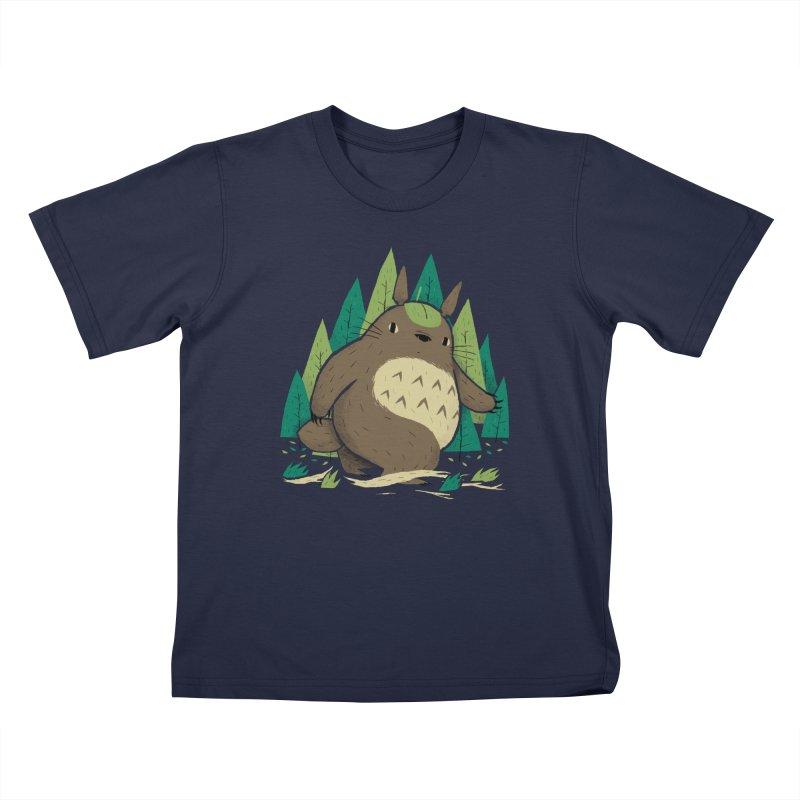 torofoot Kids Toddler T-Shirt by louisros's Artist Shop