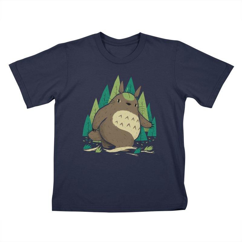 torofoot Kids T-Shirt by louisros's Artist Shop