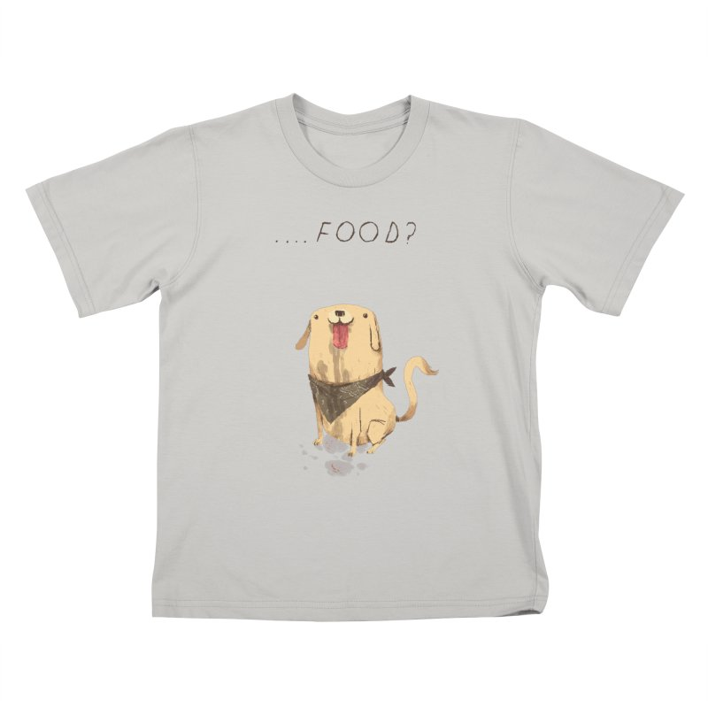 food Kids T-shirt by louisros's Artist Shop