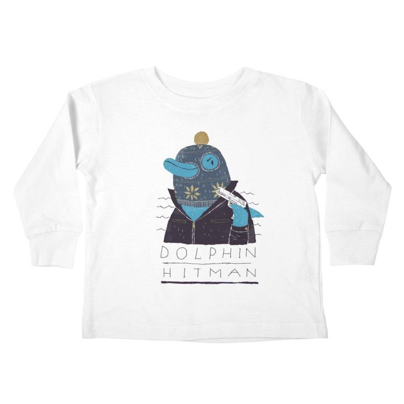 dolphin hitman   by louisros's Artist Shop