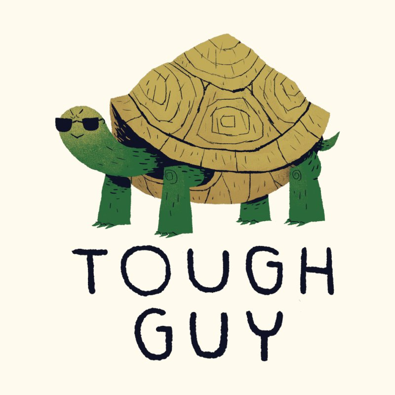 tough guy   by louisros's Artist Shop