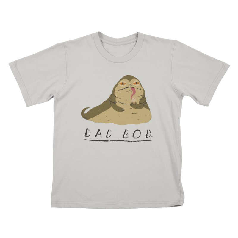 dad bod Kids T-Shirt by louisros's Artist Shop
