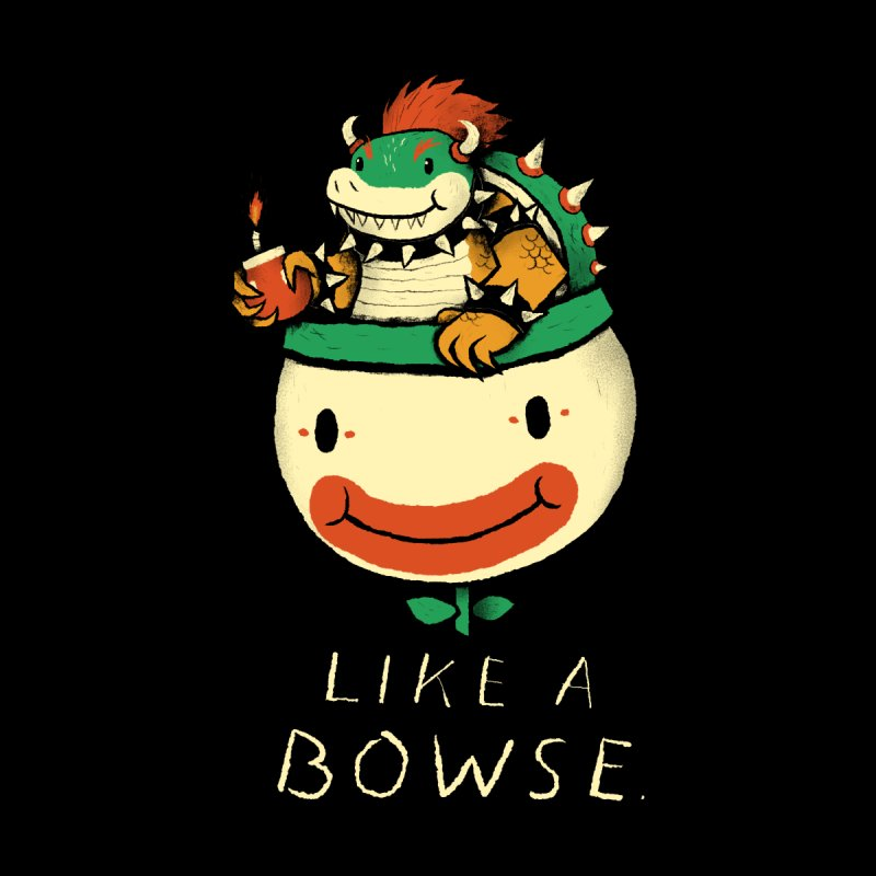 like a bowse Kids Baby Longsleeve Bodysuit by louisros's Artist Shop