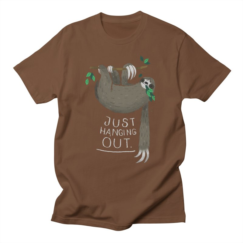 just hanging out Men's T-Shirt by louisros's Artist Shop