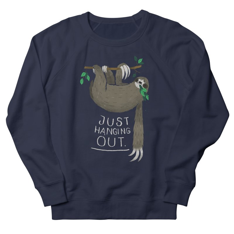 just hanging out Women's Sweatshirt by louisros's Artist Shop