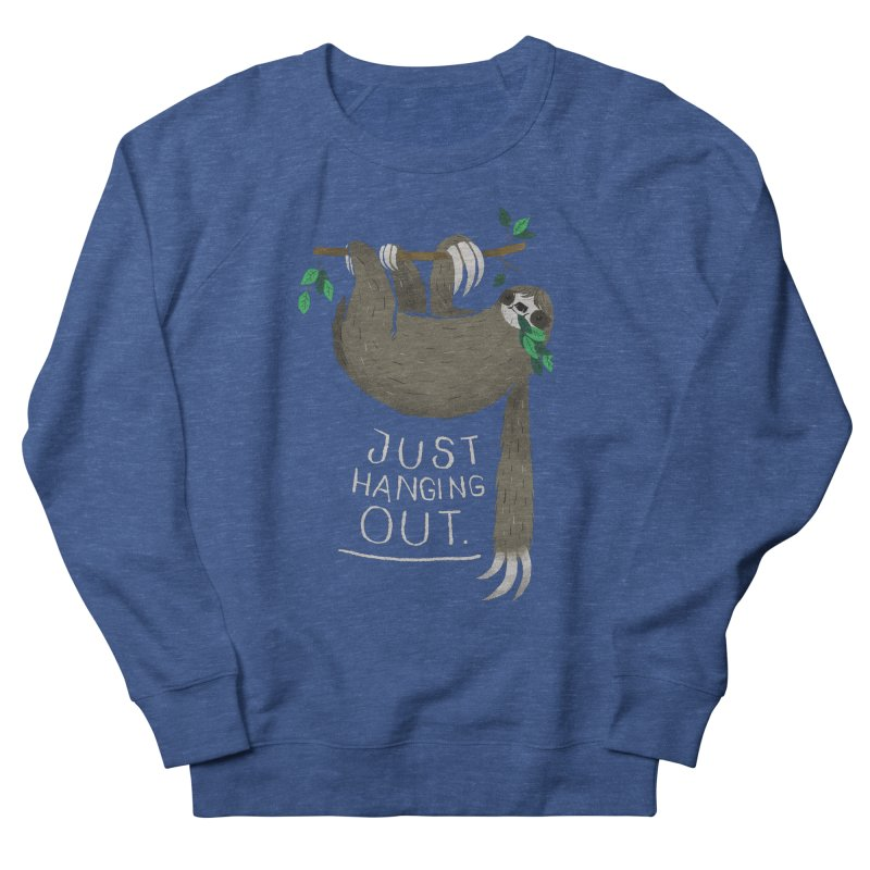 just hanging out Men's Sweatshirt by louisros's Artist Shop