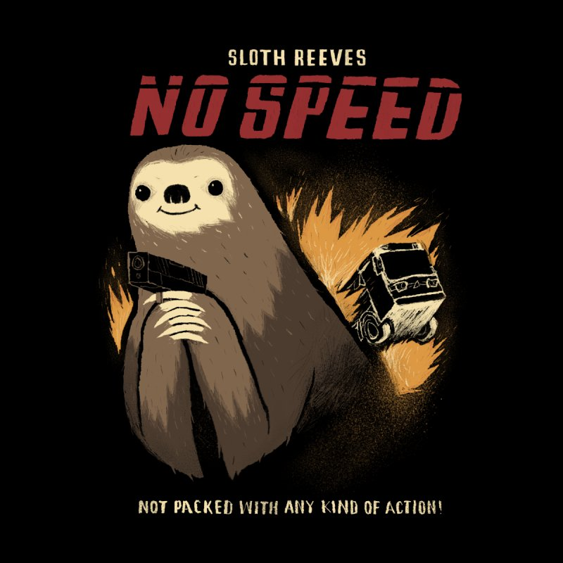 no speed Kids T-Shirt by louisros's Artist Shop