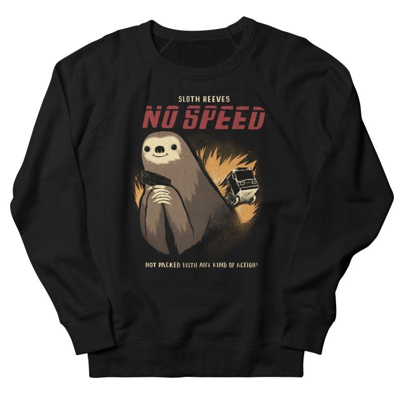 no speed Men's Sweatshirt by louisros's Artist Shop