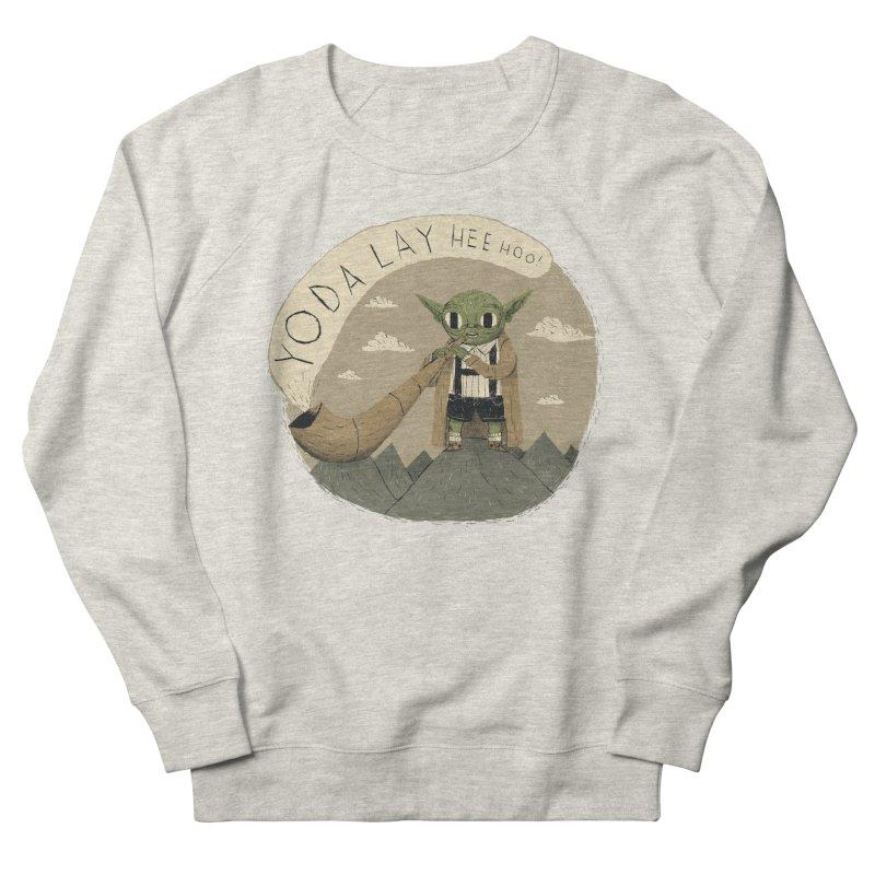 yodaling Women's French Terry Sweatshirt by louisros's Artist Shop