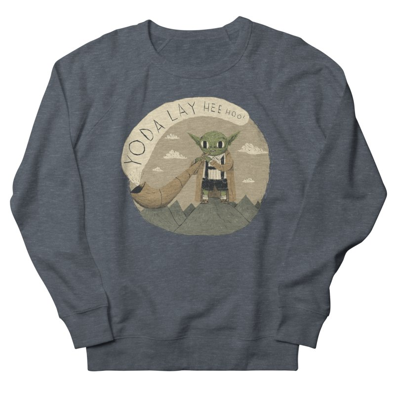 yodaling Men's Sweatshirt by louisros's Artist Shop