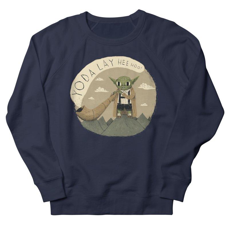 yodaling Men's Sweatshirt by louisros's Artist Shop