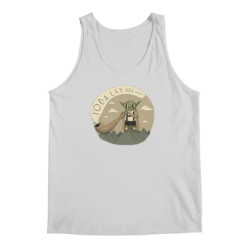 yodaling Men's Regular Tank by louisros's Artist Shop