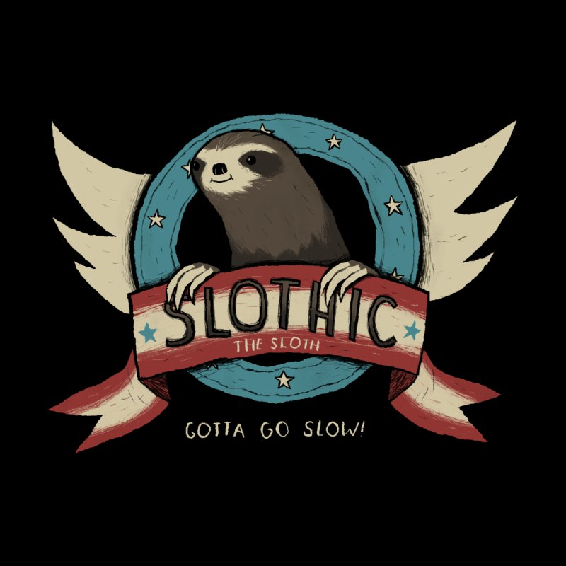 slothic Men's T-Shirt by louisros's Artist Shop