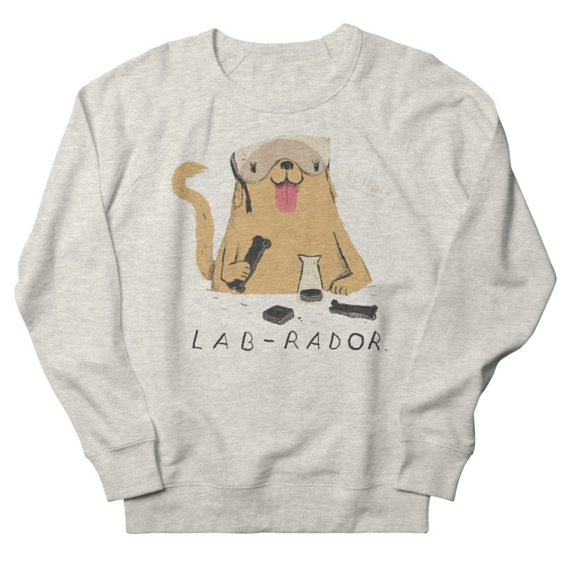 lab-rador Women's Sweatshirt by louisros's Artist Shop