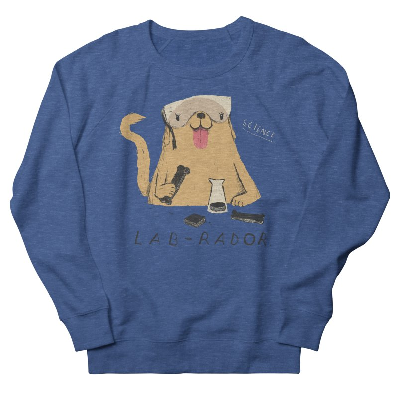 lab-rador Men's Sweatshirt by louisros's Artist Shop