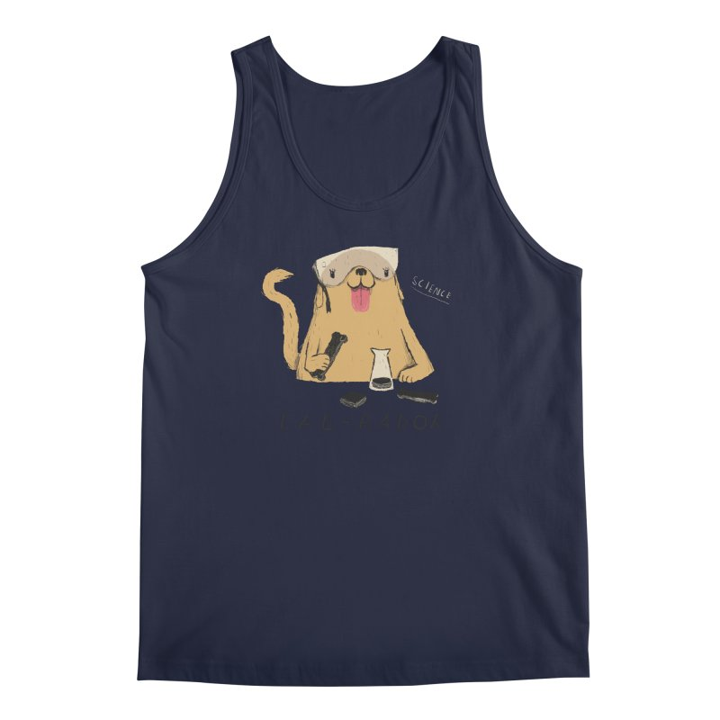 lab-rador Men's Regular Tank by louisros's Artist Shop
