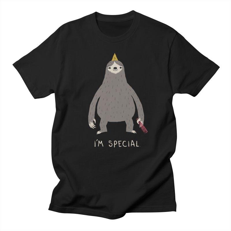 i'm special Men's T-Shirt by louisros's Artist Shop