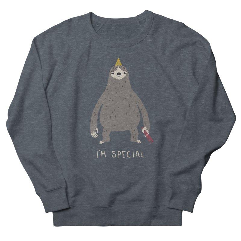 i'm special Men's Sweatshirt by louisros's Artist Shop