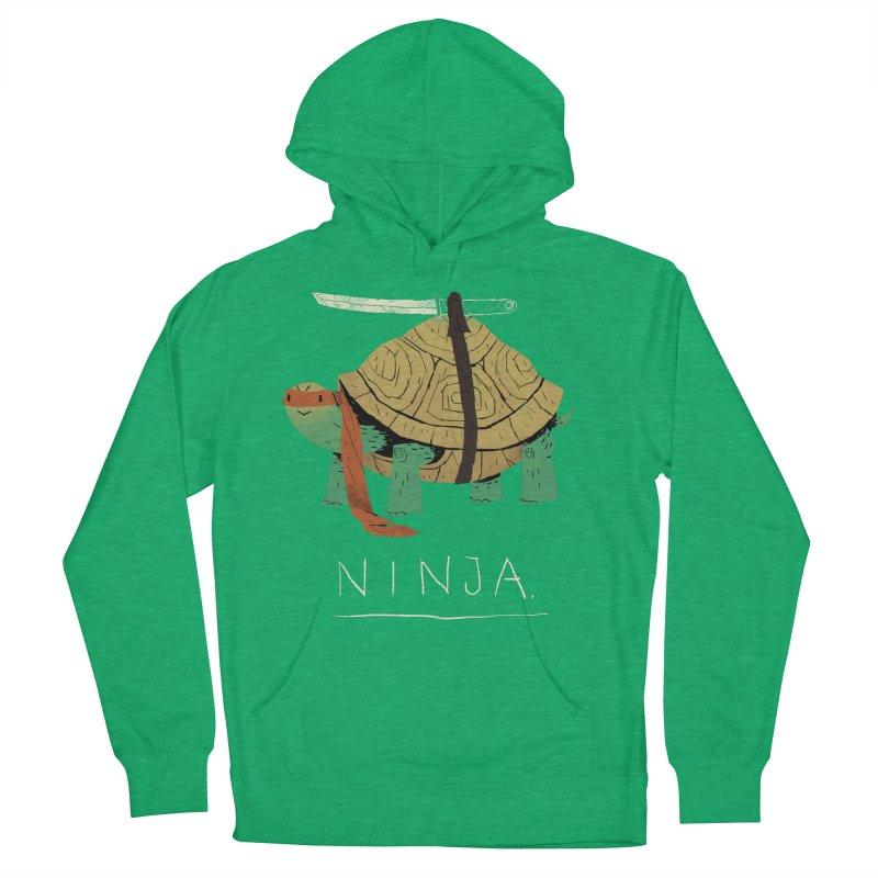 ninja. Women's Pullover Hoody by louisros's Artist Shop