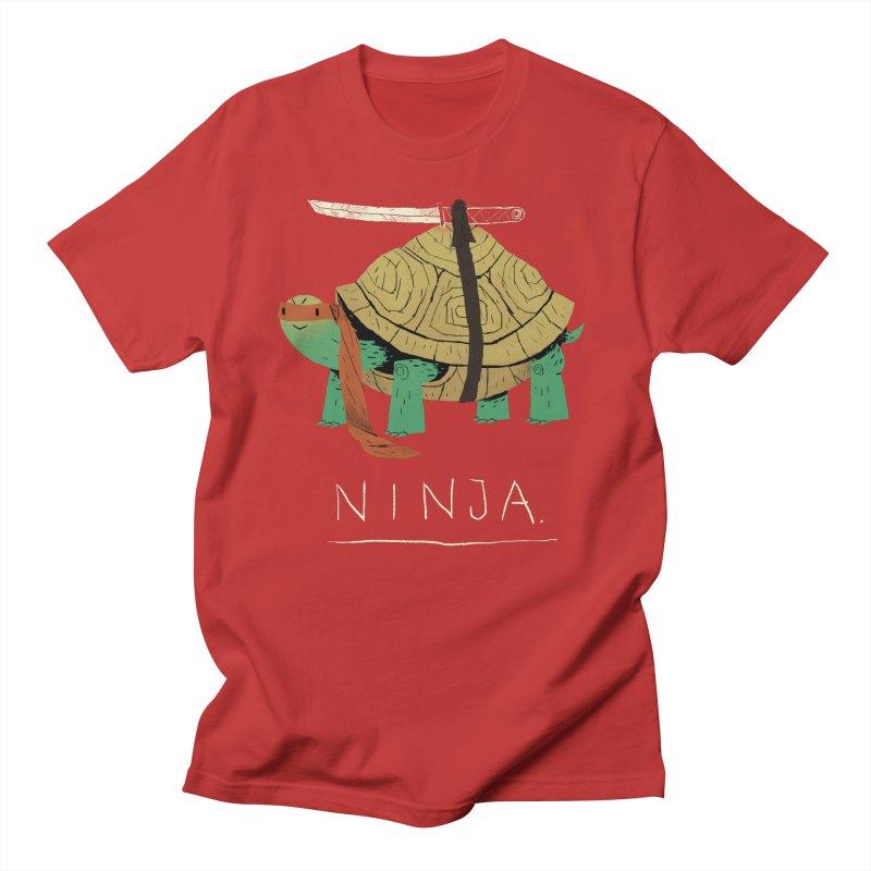 ninja. Men's T-Shirt by louisros's Artist Shop