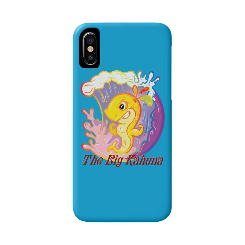 The Big Kahuna Accessories Phone Case by Lou Simeone Art