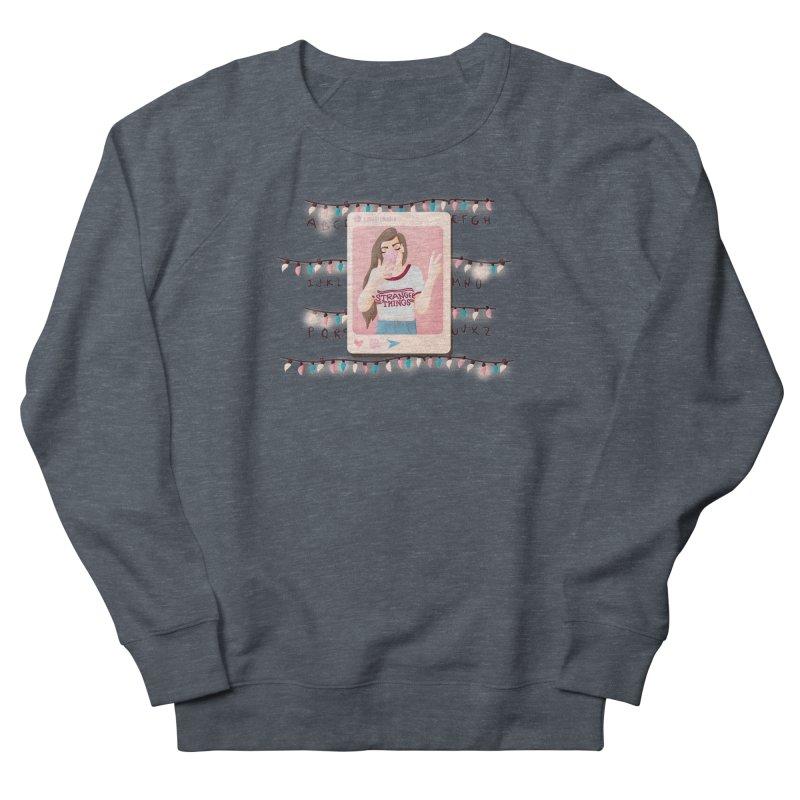 Fan Girl Men's Sweatshirt by lovablemaria's Artist Shop