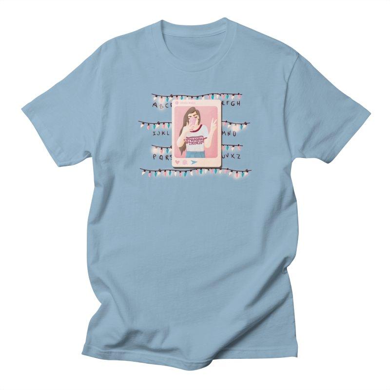 Fan Girl Women's Regular Unisex T-Shirt by lovablemaria's Artist Shop