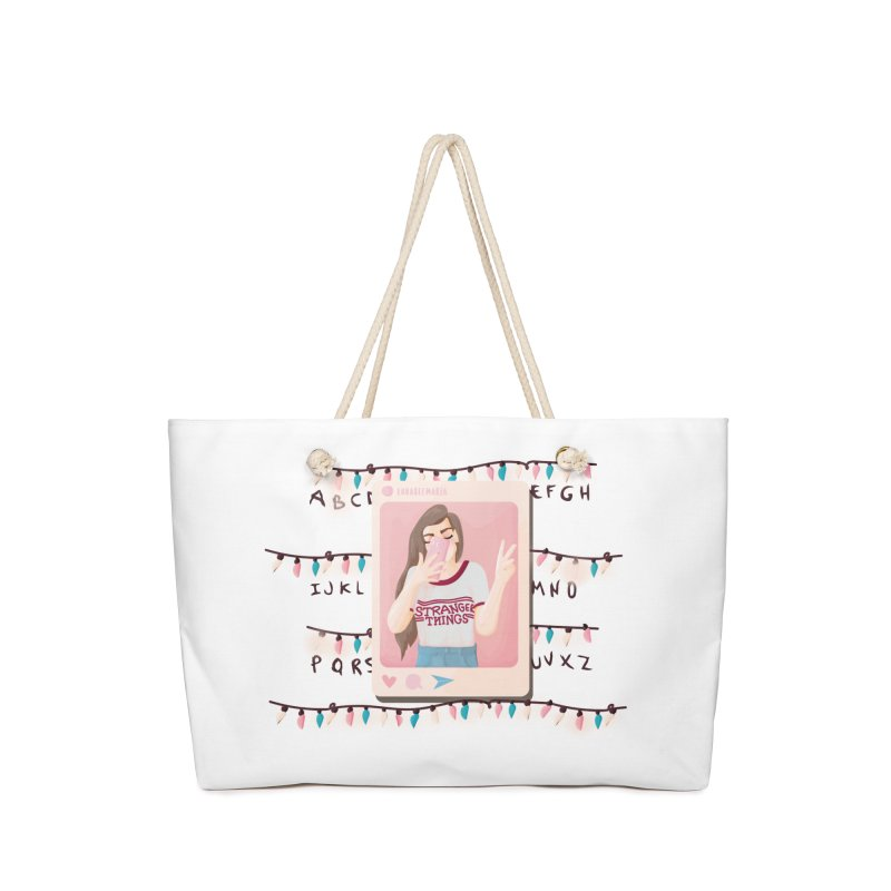 Fan Girl Accessories Bag by lovablemaria's Artist Shop