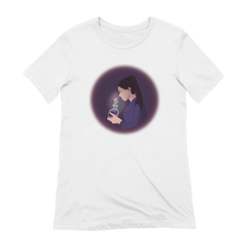 Love Potion Women's Extra Soft T-Shirt by lovablemaria's Artist Shop