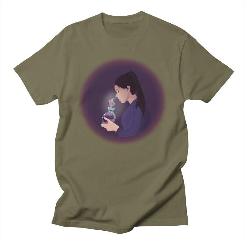 Love Potion Men's T-Shirt by lovablemaria's Artist Shop