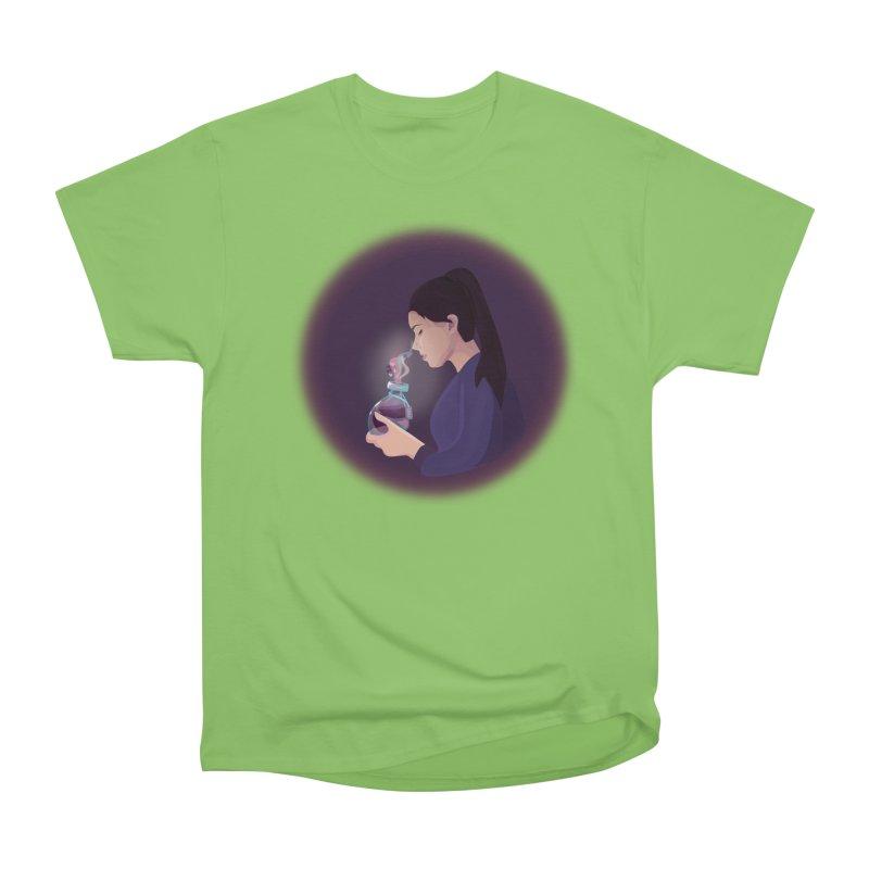 Love Potion Women's Heavyweight Unisex T-Shirt by lovablemaria's Artist Shop