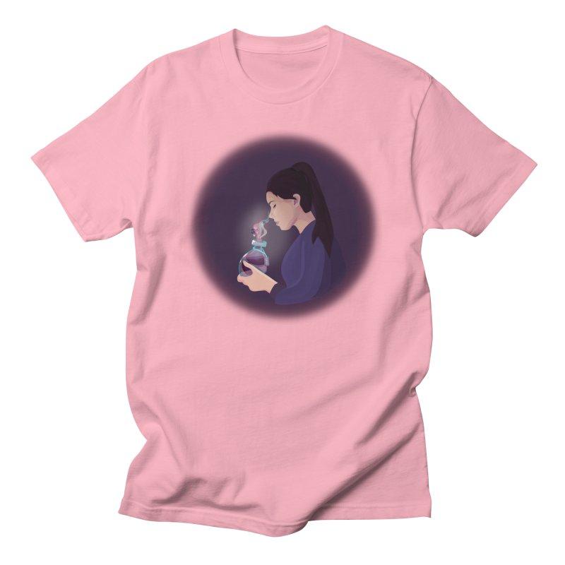 Love Potion Women's Regular Unisex T-Shirt by lovablemaria's Artist Shop