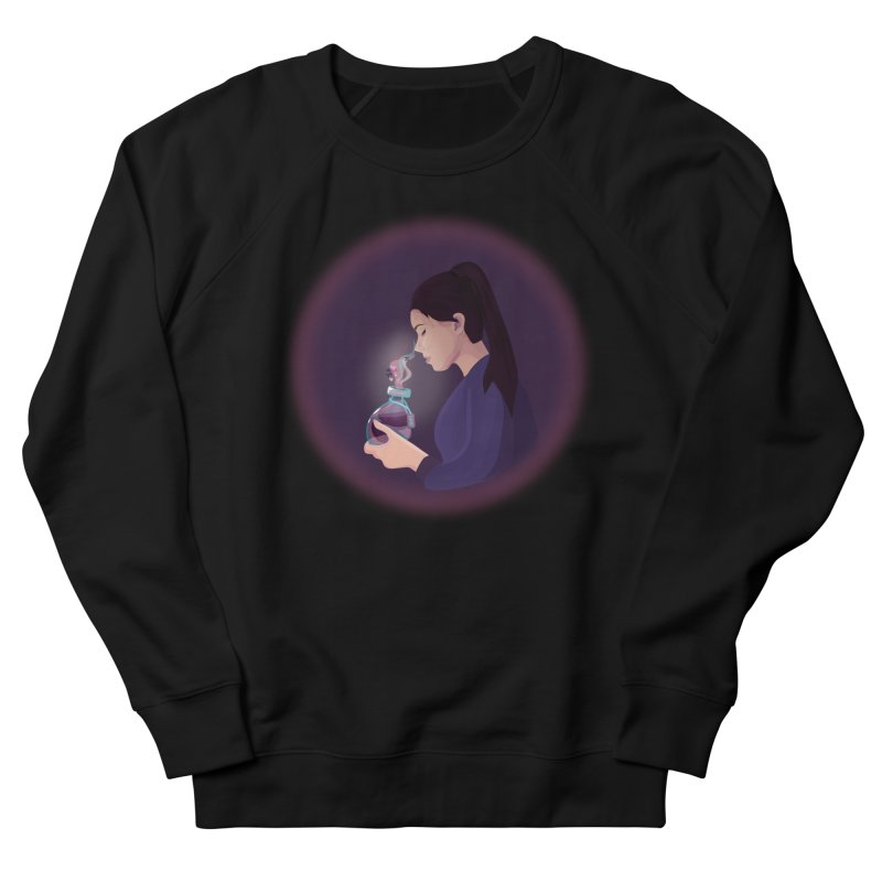 Love Potion Women's Sweatshirt by lovablemaria's Artist Shop