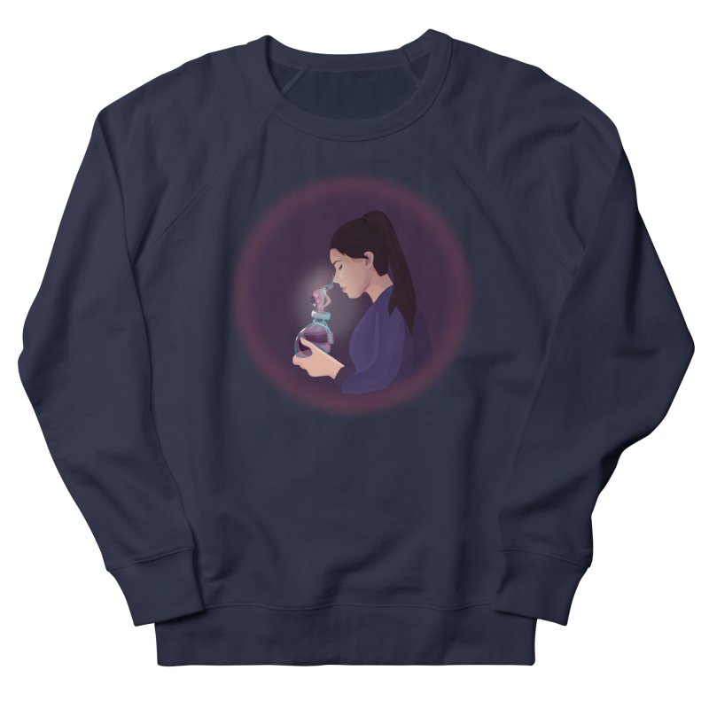 Love Potion Men's French Terry Sweatshirt by lovablemaria's Artist Shop
