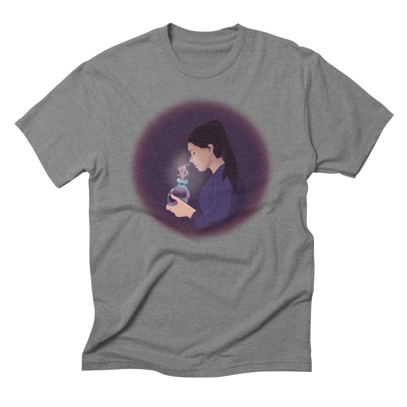 Love Potion Men's Triblend T-Shirt by lovablemaria's Artist Shop