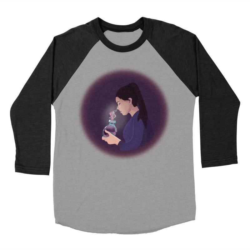 Love Potion Women's Baseball Triblend Longsleeve T-Shirt by lovablemaria's Artist Shop