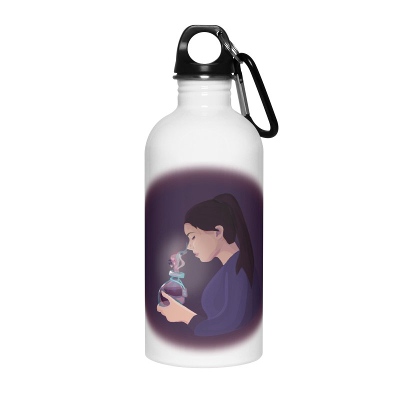 Love Potion Accessories Water Bottle by lovablemaria's Artist Shop