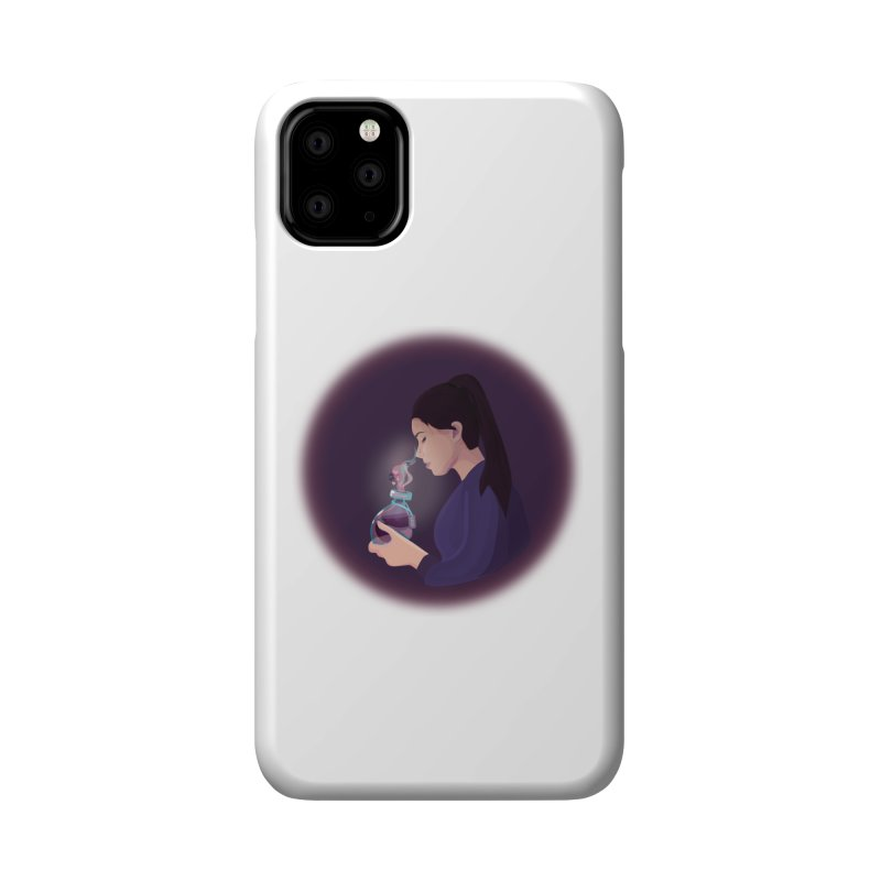 Love Potion Accessories Phone Case by lovablemaria's Artist Shop