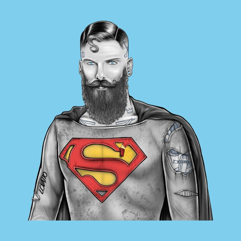 Super Bearded Reeve by lovatto's Artist Shop