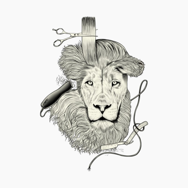 Lion by lovatto's Artist Shop